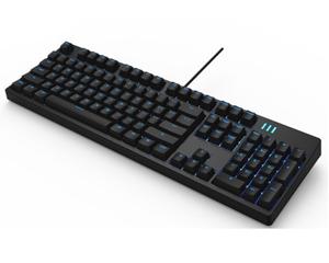 腹灵MKa104S机械键盘