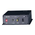 快捷SV-V2V AV/VGA转换器 中央控制系统/快捷
