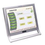 快捷MT-1500T/W 真彩色触摸屏 触摸屏/快捷