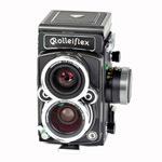 禄莱TLR 4.0 FW 数码相机/禄莱
