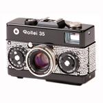 禄莱35 施华洛世奇限量版 数码相机/禄莱