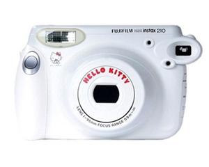 富士Instax mini 210(kitty)版 胶片相机