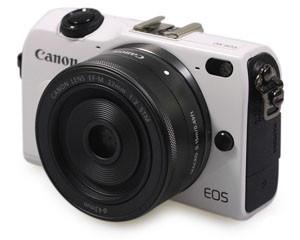 佳能EOS M2套�C(EF-M 18-55mm,90EX�W光��)