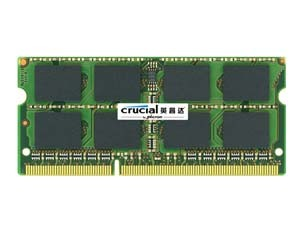 英睿达Crucial DDR3 8GB 1600 笔记本内存条图片