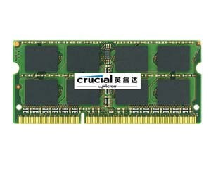 英睿达Crucial DDR3 8GB 1600 Mac笔记本内存条图片