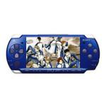 索尼 PSP-2000 金属蓝普通版 游戏机/索尼