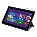 Benks Surface Pro 2屏幕保护玻璃贴膜(透明) 平板电脑配件/Benks