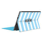 微软皮纹前后彩贴+屏幕贴膜(阿根廷) 平板电脑配件/微软