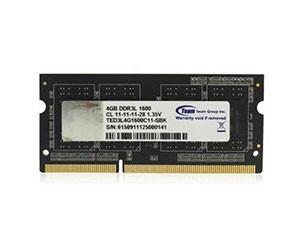 十铨科技低电压DDR3 1600 4G(TED3L4G1600C11-SBK)图片