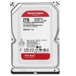 西部数据 2TB 5400转 256M SATA3 红盘(WD20EFAX)