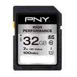 PNY High Performance U1 SDHC存储卡(32GB) 闪存卡/PNY