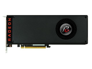 华擎Radeon RX VEGA 56 8G 幻影电竞 宙斯图片