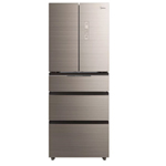 美的BCD-405WTGPM 冰箱/美的