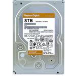 西部数据 8TB 7200转 256MB 金盘(WD8004VRYZ)