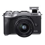 佳能EOS M6 Mark II套机(15-45mm) 数码相机/佳能