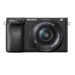 索尼A6400标准单镜套装(SELP1650镜头) 数码相机/索尼