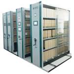 ��通RFID智能�n案密集柜-I型 智能柜/��通
