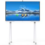 华为企业智慧屏IdeaHub Pro 65英寸配落地支架 会议平板/华为