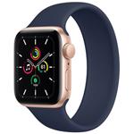 苹果Watch SE(40mm/金色铝金属表壳/单圈表带/GPS+蜂窝网络) 智能手表/苹果