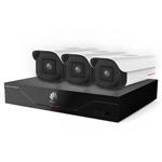华为D2140-00-I-P(6mm)(3个摄像头+4T硬盘) 监控摄像设备/华为