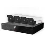 华为D2140-00-I-P(6mm)(4个摄像头+6T硬盘) 监控摄像设备/华为