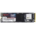金泰克P650(512GB) 固态硬盘/金泰克