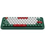 雷柏ralemo Pre 5绿野星踪版多模式无线机械键盘 键盘/雷柏