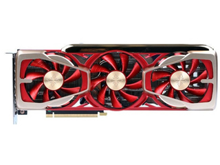耕升GeForce RTX 3060Ti星极红爵 OC图片