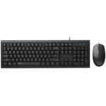 雷柏NX1700有线光学键鼠套装 键鼠套装/雷柏