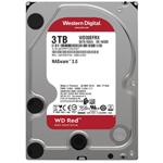 西部数据红盘 3TB 5400转 64M SATA3(WD30EFAX) 硬盘/西部数据