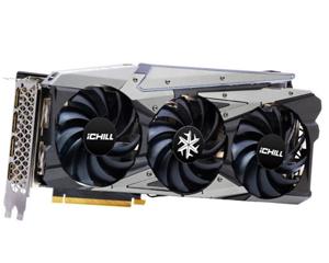 Inno3D GeForce RTX 3060Ti冰龙超级版LHR图片