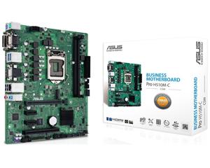 华硕Pro H510M-C/CSM图片