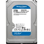 西部数据蓝盘 2TB 7200转 256MB SATA3(WD20EZBX) 硬盘/西部数据