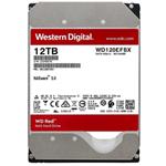 西部数据红盘Plus 12TB 7200转 256MB SATA3(WD120EFBX)