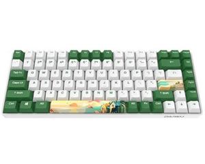 达尔优A84光年三模无线机械键盘
