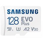 三星EVO Plus MicroSD存储卡(2021)(128GB) 闪存卡/三星