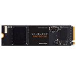 西部数据BLACK SN750 SE(500GB) 固态硬盘/西部数据