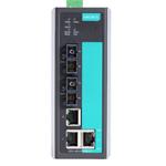 MOXA EDS-405A-MM-ST 工业交换机/MOXA