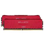 英睿达Ballistix铂胜游戏 16GB(2×8GB)DDR4 3200(BL2K8G32C16U4R) 内存/英睿达