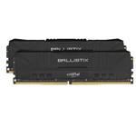 英睿达Ballistix铂胜游戏 16GB(2×8GB)DDR4 3000(BL2K8G30C15U4B) 内存/英睿达