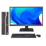 宏碁商祺SQX4270 660N(i5 11400/8GB/1TB/集显/20LCD) 台式机/宏碁